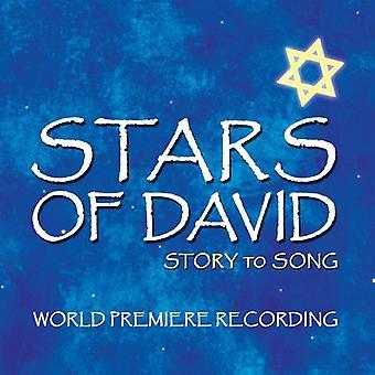 Stars of David / O.B.C. - Stars of David / O.B.C. [CD] USA import