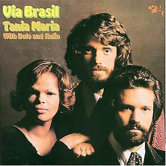 Tania Maria - Tania Maria: Vol. 1-via Brasil [CD] USA import