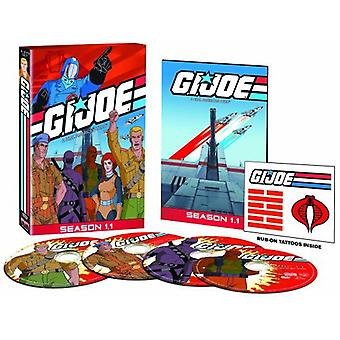 G.I. Joe: La temporada 1 importación USA PT. 1 [DVD]