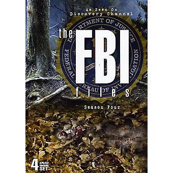 FBI Files: Season 4 [DVD] USA import