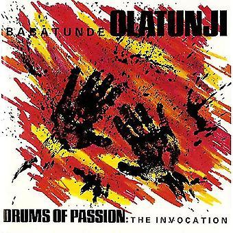 Babatunde Olatunji - Drums of Passion: The Invocation [CD] USA import