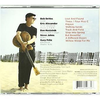 Bob Devos - Shifting Sands [CD] USA import