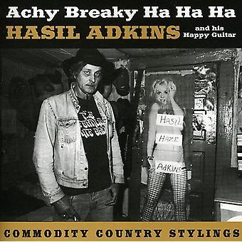 Hasil Adkins - Achy Breaky Ha Ha Ha [CD] USA import