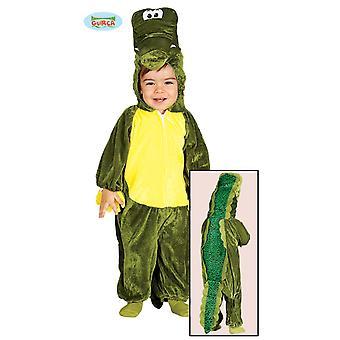 Krokodil Kostüm Krokodilkostüm Kleinkinder