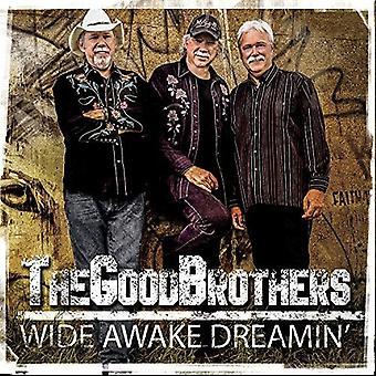 Good Brothers - Wide Awake Dreamin' [CD] USA import