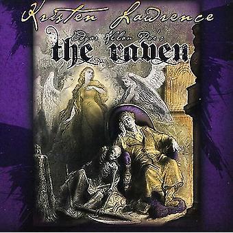 Kristen Lawrence - de Edgar Allan Poe importación de los E.e.u.u. de Raven [CD]