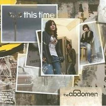 Abdomen - This Time [CD] USA import