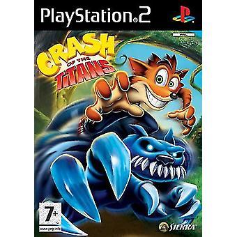 Crash of the Titans (PS2) - Nieuwe fabriek verzegeld