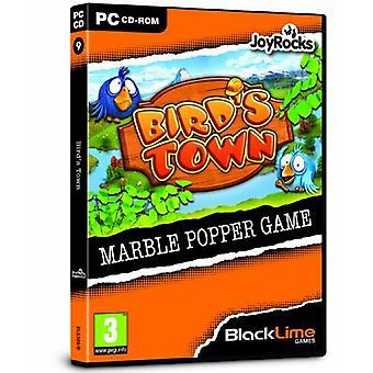 Birds Town (PC DVD)-ny