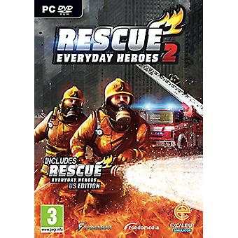 Rescue 2 Everyday Heroes Special Edition (PC DVD)-ny
