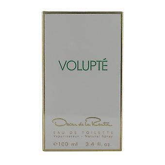 Oscar De la Renta Volupte 100ml Eau de Toilette Spray for Women