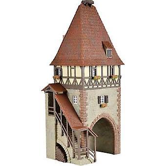 Kibri 38470 H0 Half-timbered toren met poort