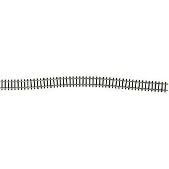 22201 N Fleischmann (w/o track bed) Flexible track , Rigid 730 mm