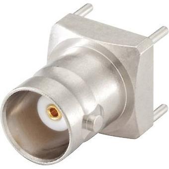 Rosenberger 51K101-400A5 BNC connector Socket, vertical vertical 50 Ω 1 pc(s)