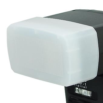 JJC hvit Flash Diffuser for Metz mecablitz 64 AF-1