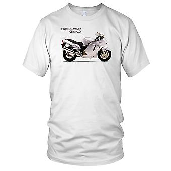 Honda Cbr1100Xx Blackbird Classic Sport Bike Motorrad Motorrad Herren-T-Shirt