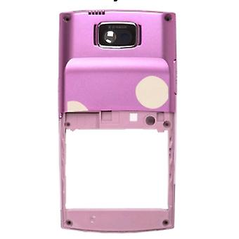 OEM Samsung AT&T Back Housing With Camera Window for Samsung Blackjack 2 SGH-I617 (Pink)