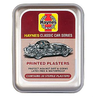 Classic Car Printed Plasters