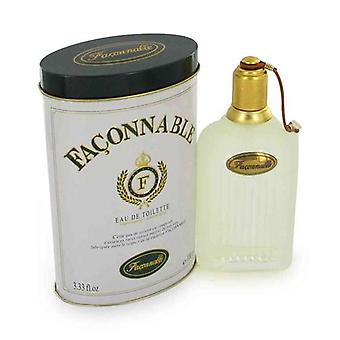 FACONNABLE door Faconnable Eau De Toilette EDT Spray 100ml 3.4 oz