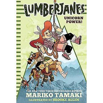 ¡Lumberjanes - energía de unicornio! (Lumberjanes #1) por Mariko Tamaki - 97814