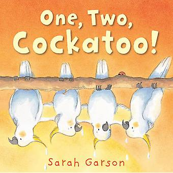 واحد-اثنين-الببغاء! قبل غارسون سارة-كتاب 9781842709443