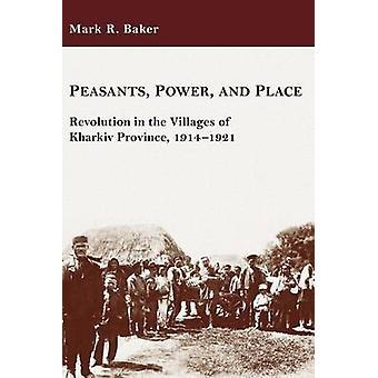 Bauern - macht- und Platz - Revolution in den Dörfern von Kharkiv P