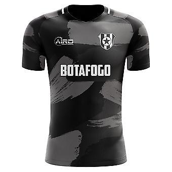 2020-2021 Botafogo Away Concept Football Shirt