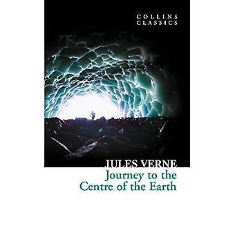 Collins Classics - voyage au Centre de la terre