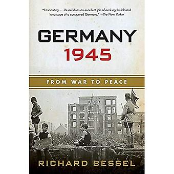 Alemania 1945: De guerra a la paz