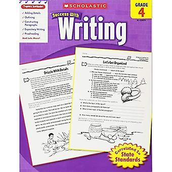 Scholastische succes met schrijven, Grade 4