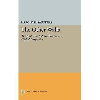 As outras paredes: O processo de paz israelo-árabe em uma perspectiva Global (biblioteca do legado de Princeton)
