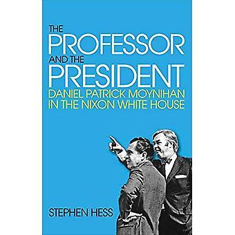 Il professore e il Presidente: Daniel Patrick Moynihan alla casa bianca di Nixon