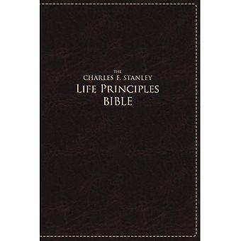 La Bibbia di principi di vita di Charles F. Stanley, NASB