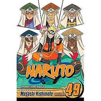 Naruto Vol 49