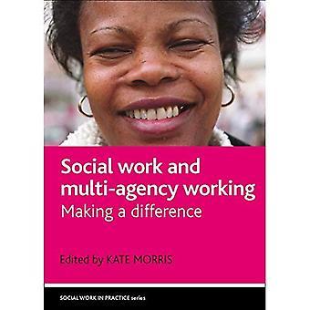 Sozialarbeit und behördenübergreifende Zusammenarbeit: macht einen Unterschied (soziale Arbeit in der Praxis)