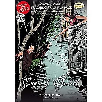 Romeo & Juliet: Classical Comics Teaching Resource Pack