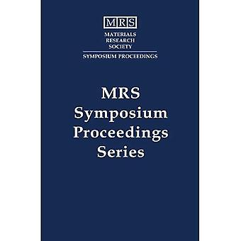Defects and Diffusion in Silicon Processing: Volume 469 (MRS Proceedings)