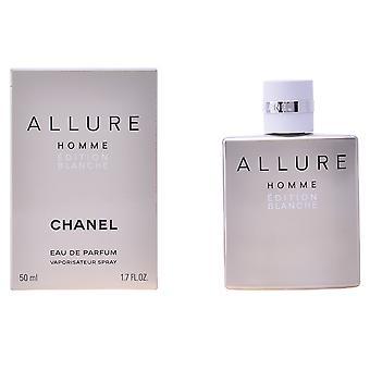 Chanel Allure Homme Édition Blanche Edp 50 Ml Spray voor mannen