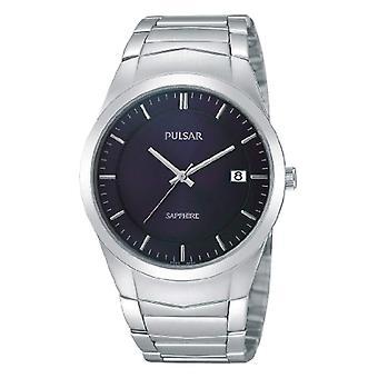 Pulsar klockor PS9131X1-mäns herrur, stål, färg: Silver