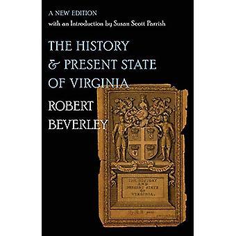 L'histoire et l'état présent de la Virginie