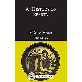 A History of Sparta by Forrest & G.