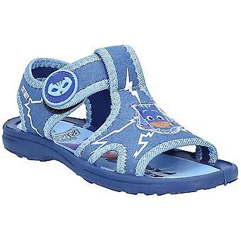 Leomil Boys PJ Masks Easy Wear Lightweight Summer Sandals