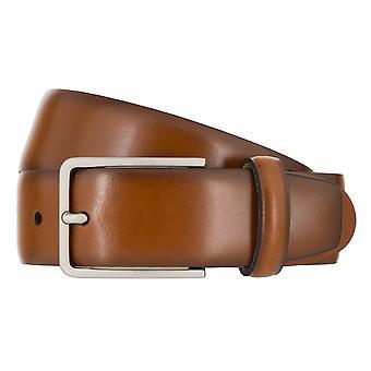 SCHUCHARD & FRIESE belt men belt cognac 7992
