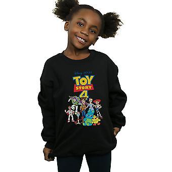 Disney Girls Toy Story 4 bemanning Sweatshirt