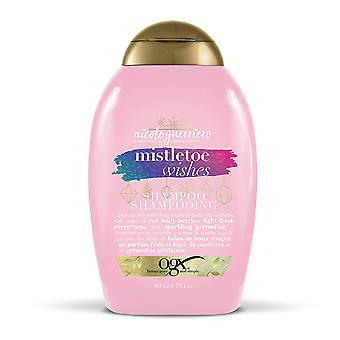 OGX Nicole Guerriero Mistletoe Wishes Shampoo, 385 mL