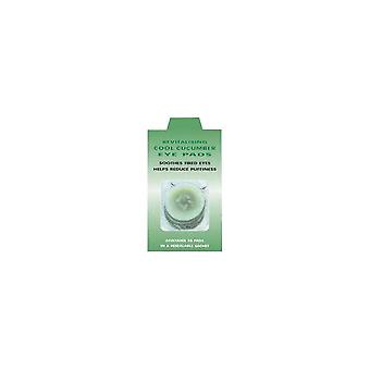 Amirose Cucumber Eye Pads - Pack de 10