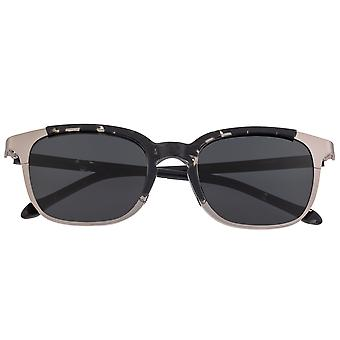Sixty One Kewarra Polarized Sunglasses - Gunmetal/Black