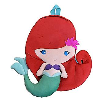 Rucsac de pluș-Disney-Ariel Little Mermaid 15