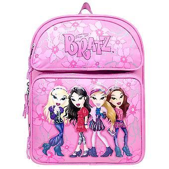 Medium Backpack - Bratz - 4 Girls Pink 14