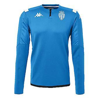2019-2020 Monaco training zweet (blauw)
